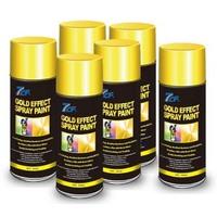 spray gun chrome paint