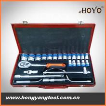 conjunto de herramientas del mecánico, mecánico de la mano 25pcs conjunto de herramientas de toma de
