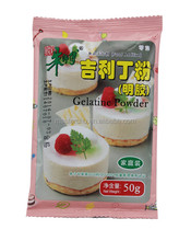 Hot Sale! Gelatine Powder High Quality Made in China (50g)