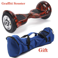 2015 hot selling USA market two wheels self balancing scooter 10 inch with samsung battery