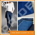 Pr-jd775 denim plissée mini jupe jeans rouleau made in China