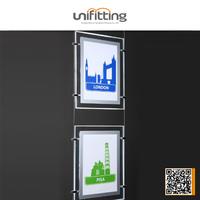Made in China led backlit light box