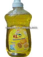 Lemon concentrate dish wash liquid detergent formula