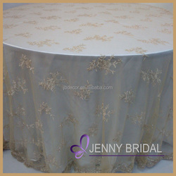 TL002E best price cheap white lace wedding decorations wholesale china