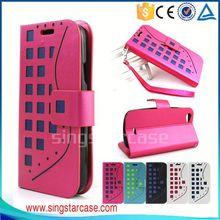 for Lava pixel v1 Case, Wallet Card Slot Stand Flip Leather Case for Lava pixel v1