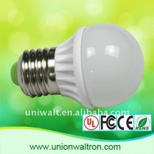 3w high-power led bulb natural day light with reasonable price