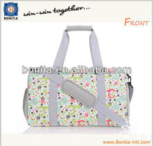 Fashion nylon duffel bag, outdoor sport bag