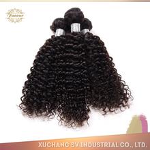 Beauty Cheap Jerry Curl Virgin Remy Hair Extension Virgin Brazilian Malaysian Peruvian Hair Wholesale 100% Peruvian Hair