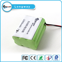 Best quality battery for unmanned aerial vehicle 14.8V 17Ah battery pack with NCR 18650B battery cells