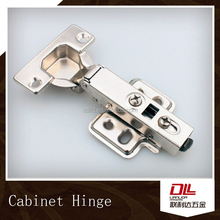 hydraulic iron furniture hinge with clip on