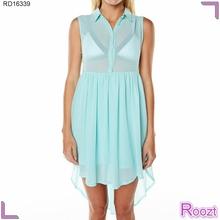 Verano Sundresses patrones para vestidos de verano simple Casual Dress Code