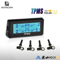 Top quality latest wireless 12 wheels truck and trailer tpms