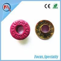 Customized Logo Metal Shoe Eyelet Ring