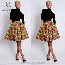 M40676 latest africano moda saia vestido africano roupas femininas africano roupas da moda no atacado
