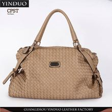 Reasonable Price Comfortable Design Kraft Synthetic Handbags