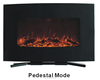 G-01-6 mini artificial electric fireplace with flame effect