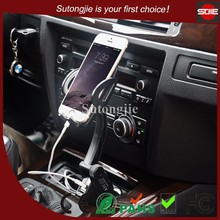 Mobile Phone Accessory Usb Car Charger Phone Holder, High Quality Usb Car Charger,Mobile Phone Charging Holder