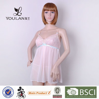 China Wholesale Top Quality Young Women Light Blue Sexy Girl Camisole