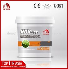 HCA-108 ROOF CRYLIC ACID HIGH ELASTIC WATERPROOFING COATING FOR WALL