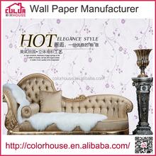 modern elegant flowest wallpaper designs for home bedroom