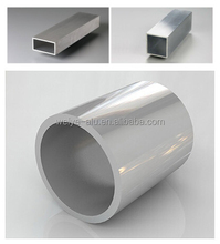 6061,6063 aluminium tube with any surface treatment and color