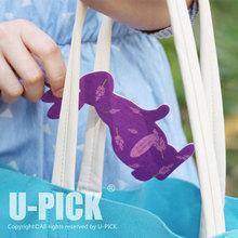 UPICK 2014 lavender fragrance paper shoes hanging air freshener
