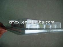 ampoule plastic compartment tray