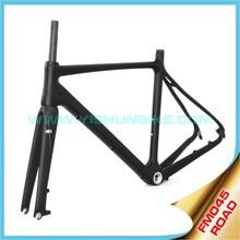 Chinese carbon road bike frame disc brake cheap carbon frame BB86/PF30 carbon frame racing bike FM045-D