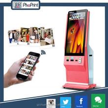 big screen size machine for mall/ supermarket/ hotel marketing