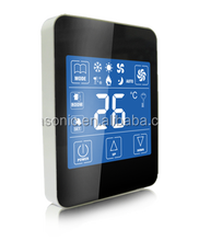 wifi touch screen underfloor heating thermostat