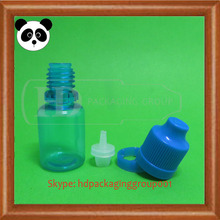 New design e cig liquid dropper bottle 10ml use for e liquid bottle 10ml PE se-mi pe e liquid bottle