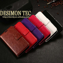 OEM for HTC one m9 Leather Flip Cover Phone Case, Latest new case for HTC one M9, for htc m9 original case