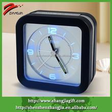 2015 Desk Decorative Luminous Alarm Clock Mechanism