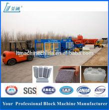 Tecnologia avanzata di cemento macchina del mattone costo utilizzando ghiaia per commerci all'ingrosso