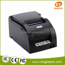Rongta 76mm impact printer, impact receipt printerRP76III with 9 pins dot mtrix