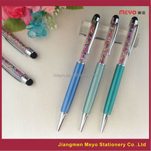 Diamond promotional touch crystal pen