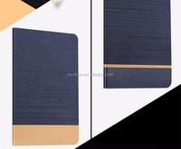 Top Grade Customize canvas flip case cover for iPad mini