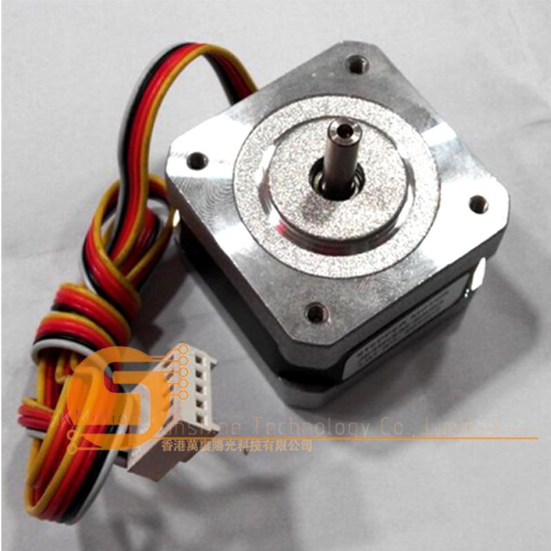 Шаговый двигатель шестерня
