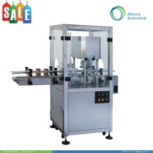 Liner Type non-rotating high quality Convenient adjustment plastic can/metal can/tin can sealing machine