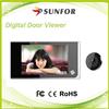 Sunfor 2015 new design High Definition door viewer camera
