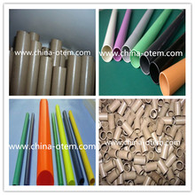 screw and barrels/abs injection moulded plastic parts