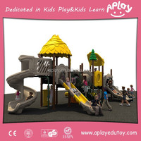 GS Approved Entertainment Childrens Playground Equipment for Sale