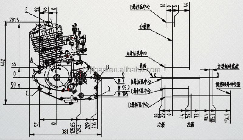 lifan 125cc electric start engine genuine 125cc lifan engine manual rh alibaba com Lifan 125Cc Dirt Bike Lifan Motors