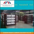 Mic 18 8011-o el hogar de aluminio papel de aluminio para la cocina y el envasado de alimentos