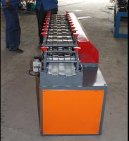 china steel aluminum rolling shutter door slat making machine prices/automatic roller shutter door slat roll forming machine