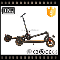 TNE Q4 140km lithium battery 10 inch aluminum folding 2 wheel 500w electric scooter