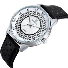 SKONE 9189 Japan Quartz Movment Vintage Roman Numberals Watches