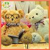 Plush teddy bear for Xmas gift /stuffed bear/ plush toy