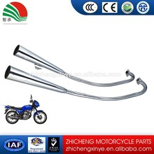universal motorcycle parts exhaust pipe muffler