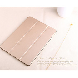 Practical PU Leather Case with Micro fiber Inner, Practical Tablet case for ipad air 2